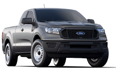 New Ford Rangers near Claresholm