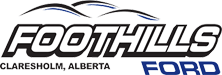 Foothills Ford Logo