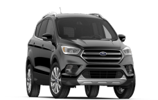 New Ford Escapes near Claresholm