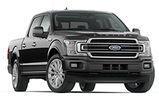 New Ford F-150s near Claresholm