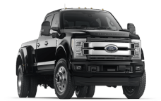 New Ford Superdutys near Claresholm